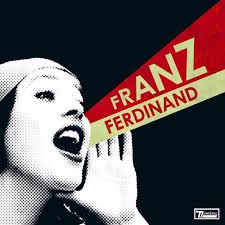 Franz Ferdinand album cover. Designed by Matthew Cooper
