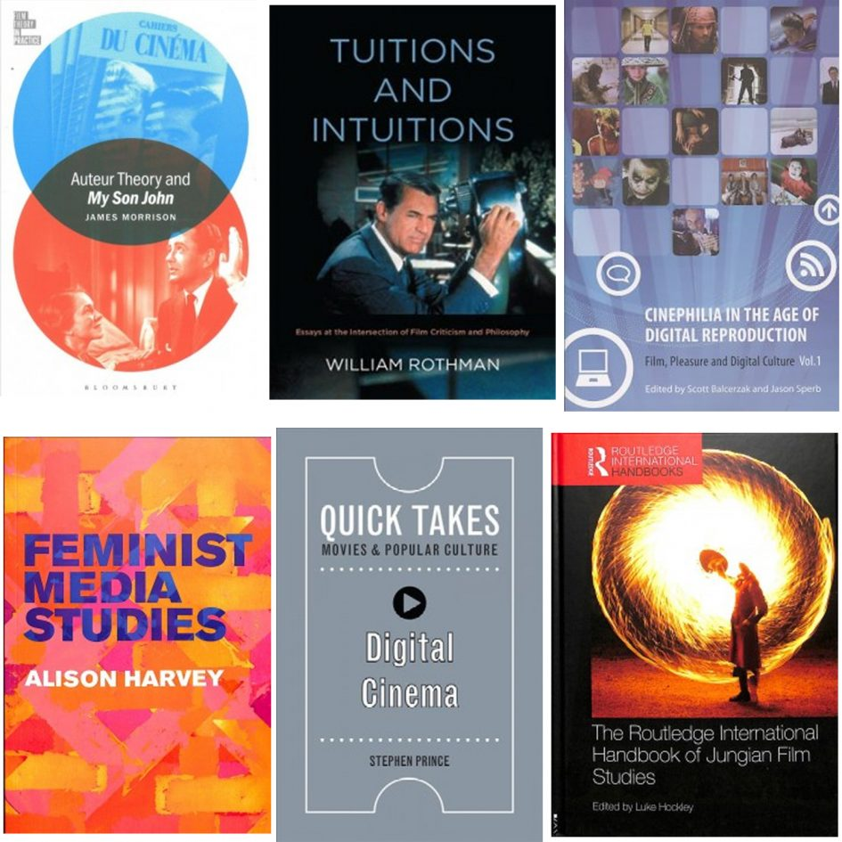Film Theory New Books For 2020 Capu Library Fine Applied Arts